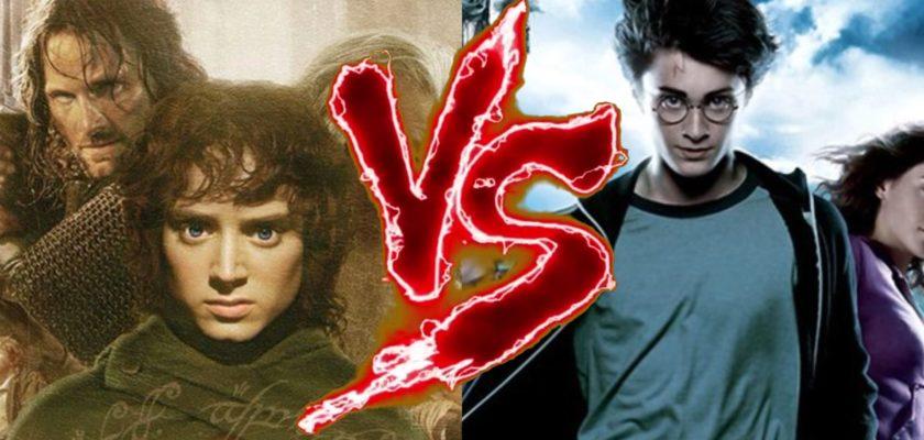 Harry Potter ve Yüzüklerin Efendisi İnanılmaz Benzerlikleri