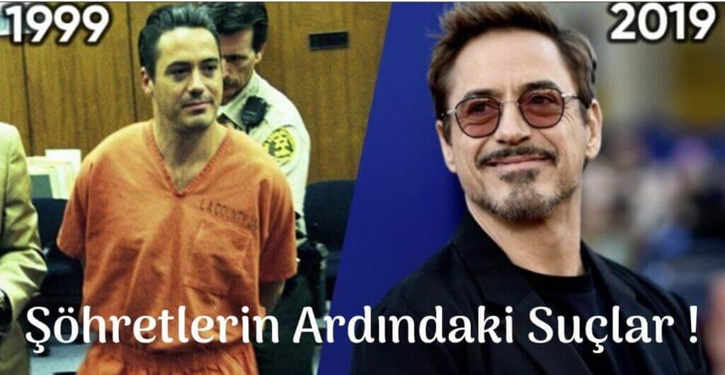 Şöhretlerin Ardındaki Suçlar!