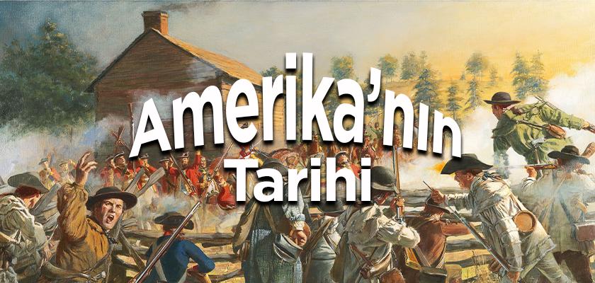 Amerika'nın tarihi hk. görsel