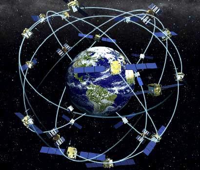 Global Pozisyonlandırma Sistemi (GPS) Nedir ?