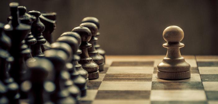 satranç taşları